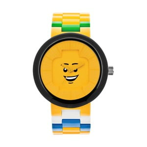 Hodinky pro dospělé LEGO® Happiness Yellow