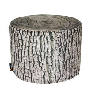 Puf  MeroWings Ash, Ø 40 cm