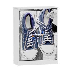 Pantofar cu 2 compartimente 13Casa Elin Shoes
