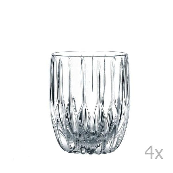 Set 4 pahare whisky din cristal Nachtmann Prestige, 290 ml