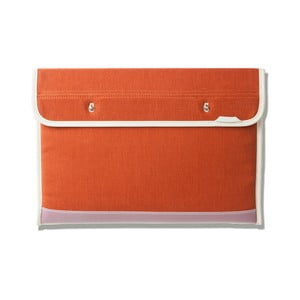 Psaníčko/obal/podstavec na notebook Clutch 110, orange