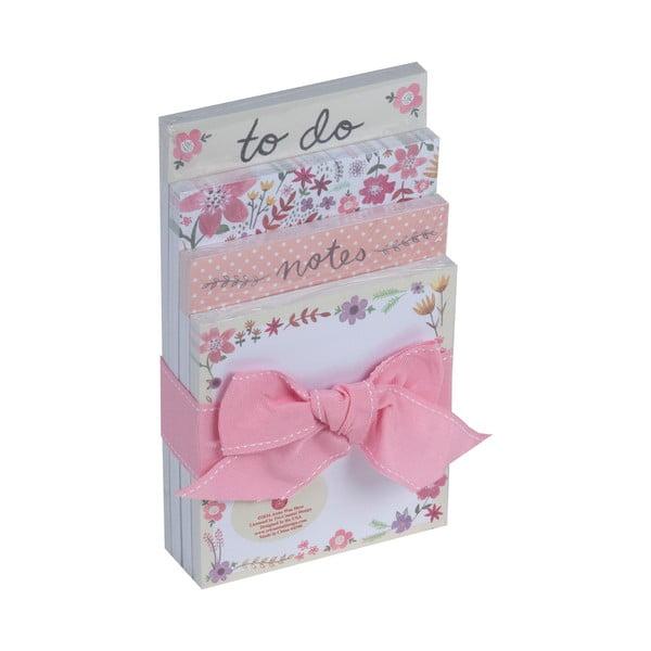 Sada bločků Tri-Coastal Design Pink Bow