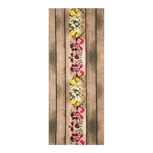 Vysoce odolný koberec Webtappeti Nature, 58x115cm