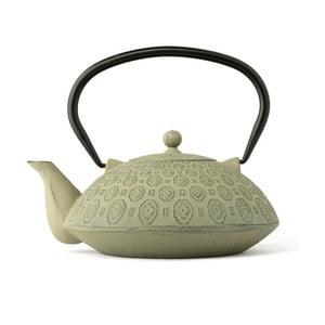 Zelenálitinová konvice se sítkem na sypaný čaj Bredemeijer Yinan, 1,2 l
