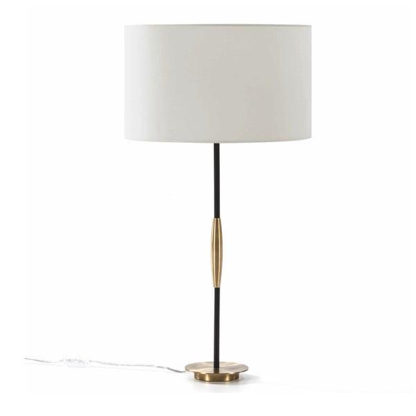 Stolní lampa bez stínítka z kovu zlaté barvy Thai Natura Mykonos
