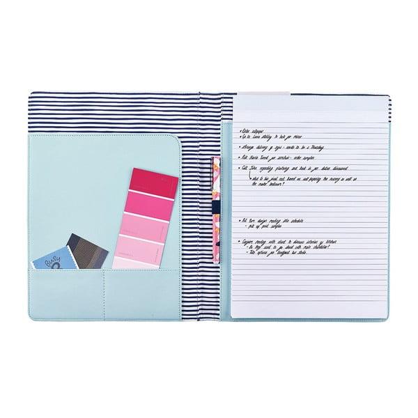 Koženkové pouzdro s blokem Busy B Folio
