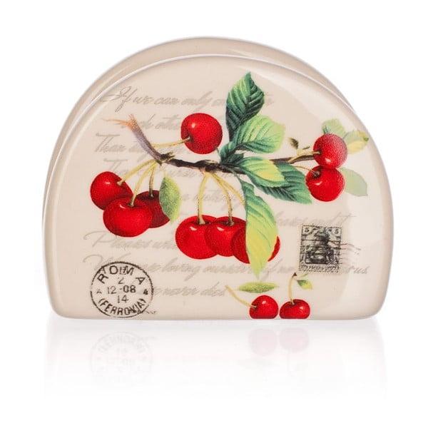 Stojan na ubrousky Cherries