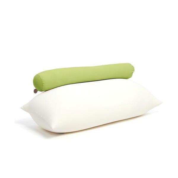 Zelený polštář Terapy Toby