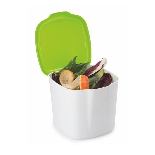 Kosz na śmieci z pokrywką i uchwytem na drzwiczki Snips Table Bin, 3 l