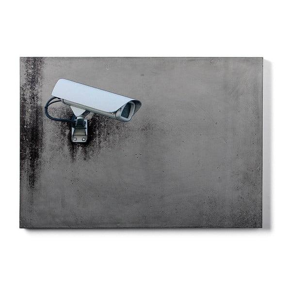 Big Brother beton falikép - Lyon Béton
