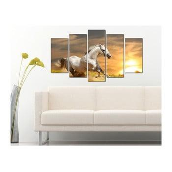 Tablou din mai multe piese 3D Art Serenity, 102 x 60 cm imagine