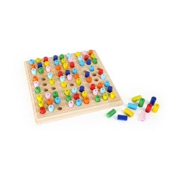 Joc din lemn Sudoku Legler Coloured de la Legler