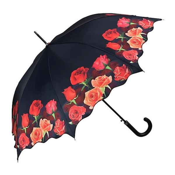 Parasol Von Lilienfeld Bouquet of Roses, ø 100 cm