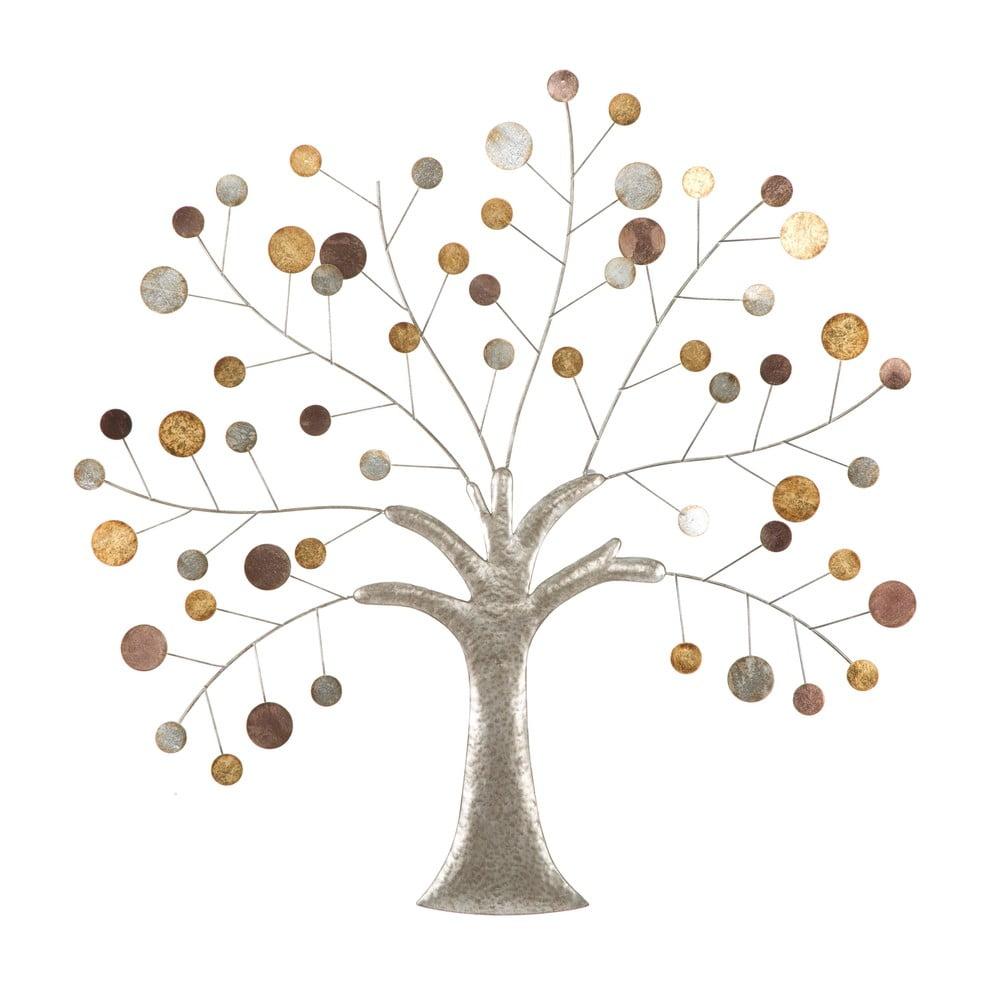 Nástěnná dekorace Mauro Ferretti Tree, ø88cm