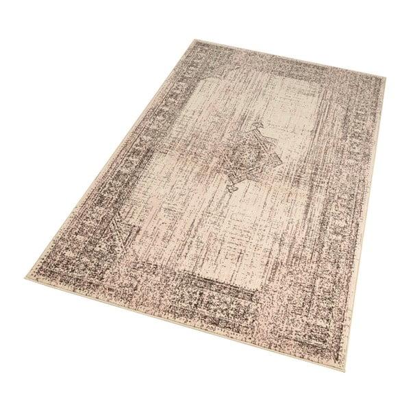 Růžovo-hnědý koberec Hanse Home Celebration Patteo, 80 x 150 cm