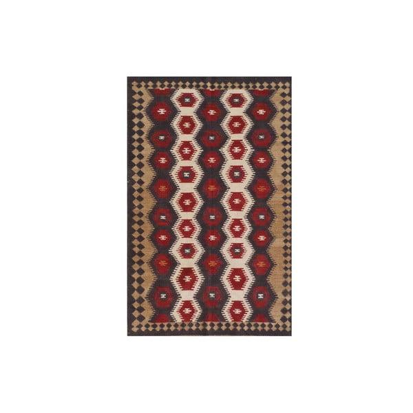 Vlněný koberec Kilim No. 731, 155x240 cm