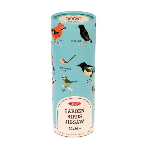 Dětské puzzle s motivem ptáčků Rex London, 300ks