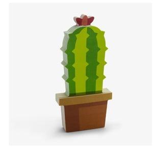 Lepicí bloček Just Mustard Cactus