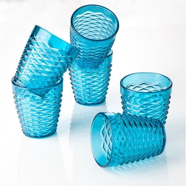 Modrá sklenička Brandani Summer Pop