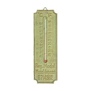 Termometru din fontă Esschert Design, verde