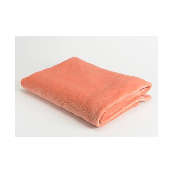 Deka Zak Orange, 170x130 cm