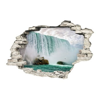 Autocolant Ambiance Landscape Niagara Falls 60 x 90 cm