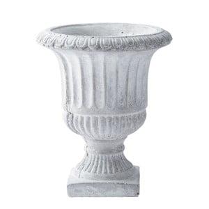 Cementový květináč Rustic, 16 cm