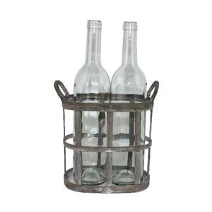 Košík s lahvemi (2 ks)