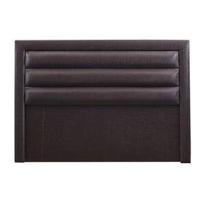 Čelo postele Comfort Delux Brown, 120x140 cm