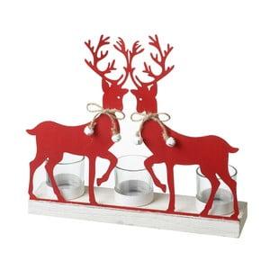 Stojan na svíčky Parlane Reindeer