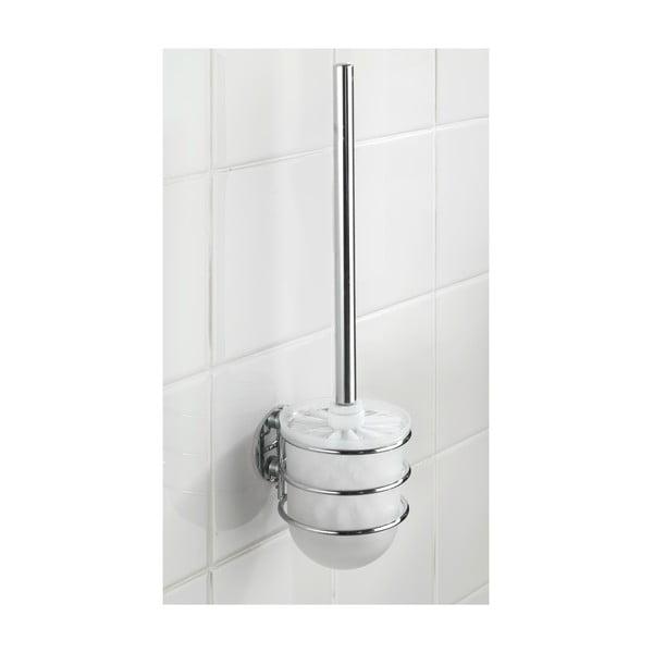 Samodržící stojan s toaletním kartáčem Wenko Turbo, až 40 kg