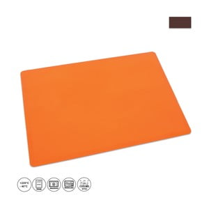 Oranžová silikonový vál Orion