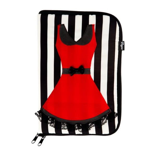 Cestovní šperkovnice Vigar Red Dress