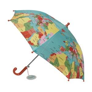 Dětský deštník Rex London World Map