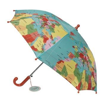 Umbrelă copii Rex London World Map de la Rex London