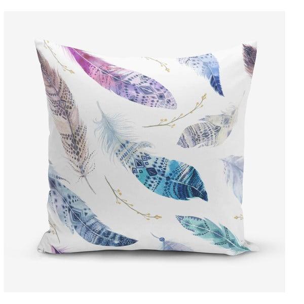 Povlak na polštář s příměsí bavlny Minimalist Cushion Covers Pendanto, 45 x 45 cm