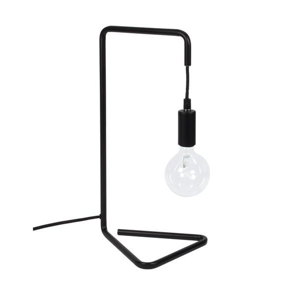 Stolní lampa Bureau, černá