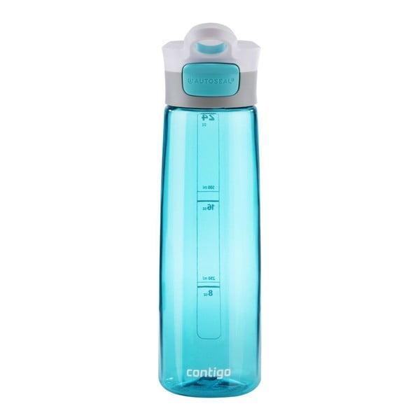 Sticlă apă sport Premier Housewares Grace, 750 ml, turcoaz
