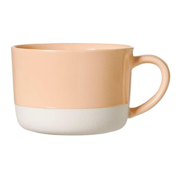 Cană din ceramică Bloomingville Zoe, portocaliu