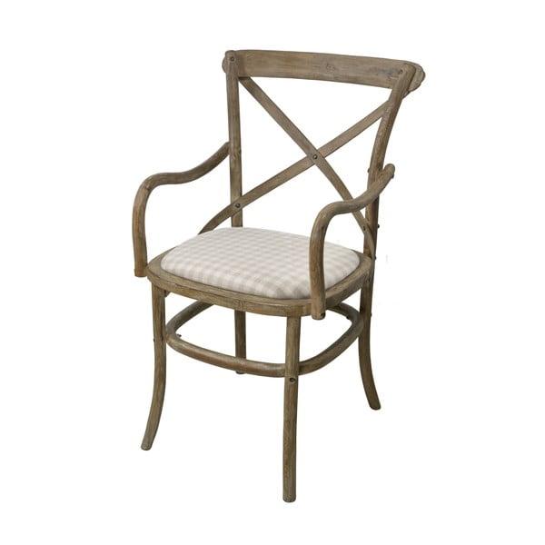Jídelní židle s konstrukcí z gumovníkového dřeva Livin Hill Limena