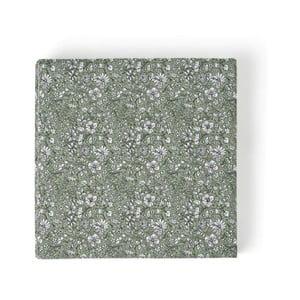 Sada 20 dekoračních papírových ubrousků A Simple Mess Dinan Hedge Green