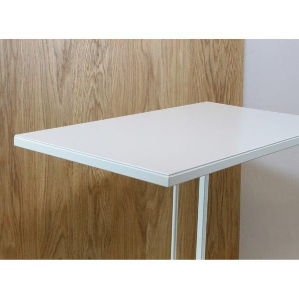 Odkládací stolek Felix White