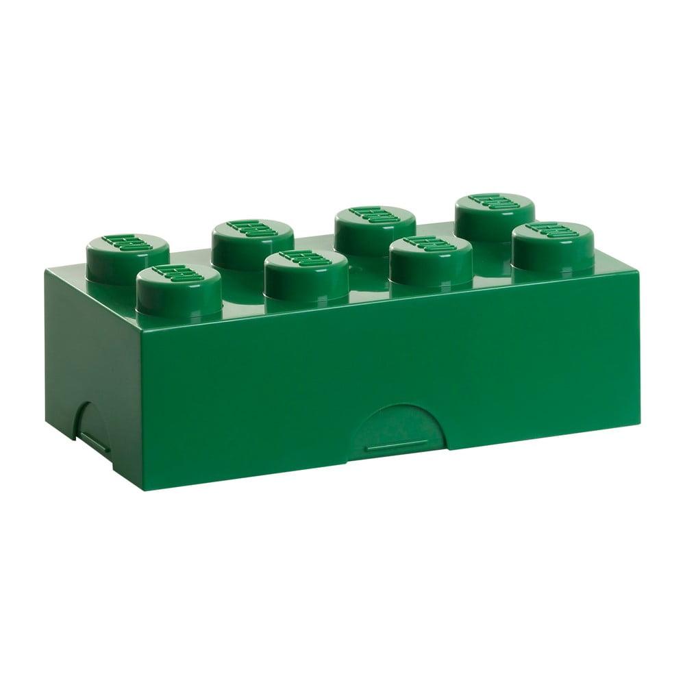 Zelený svačinový box LEGO®
