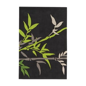Zelený koberecv Asiatic Carpets Harlequin Grass, 180 x 120 cm