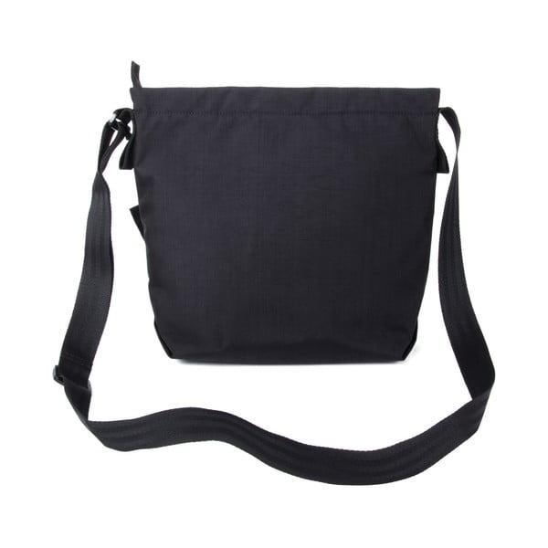 Taška přes rameno Doozie Shoulder, černá