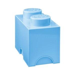 Úložné Lego, světle modré