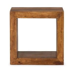 Măsuță din lemn de palisandru Massive Home Level