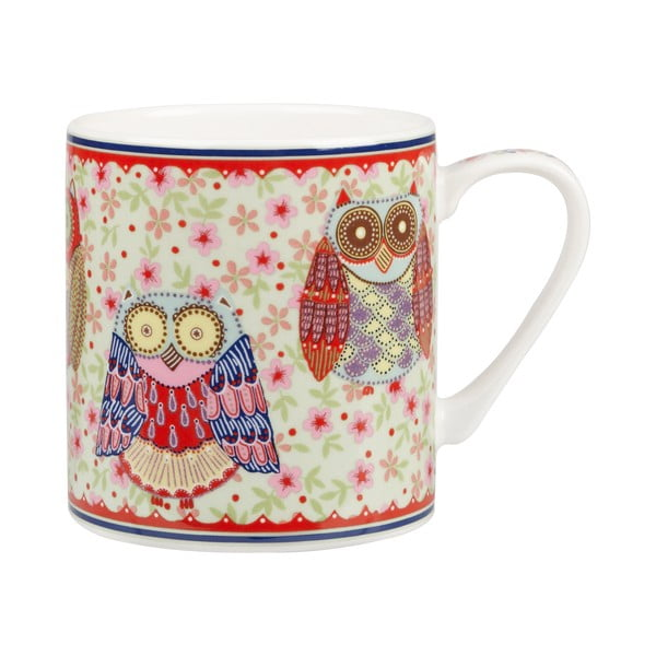 Hrnek Mug Twilight Owls, 340 ml