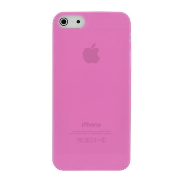 Ochranný obal na iPhone 5, Slim Pink