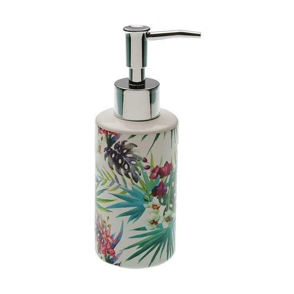 Ceramiczny dozownik do mydła Versa Flower